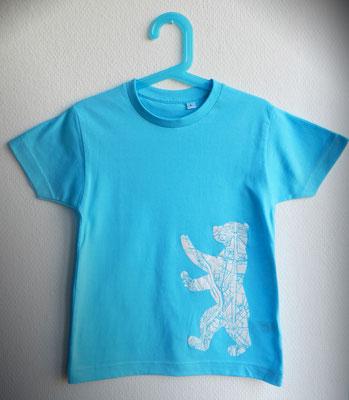 Berliner Bär Kinder-Shirt 6 Jahre