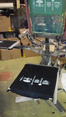 Screen Printing · Bär-leena Produkte