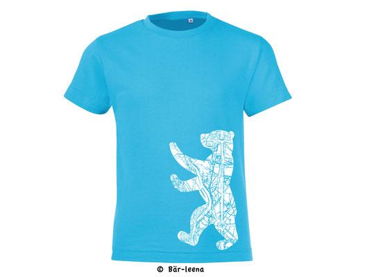Berliner Bär Kinder-Shirt