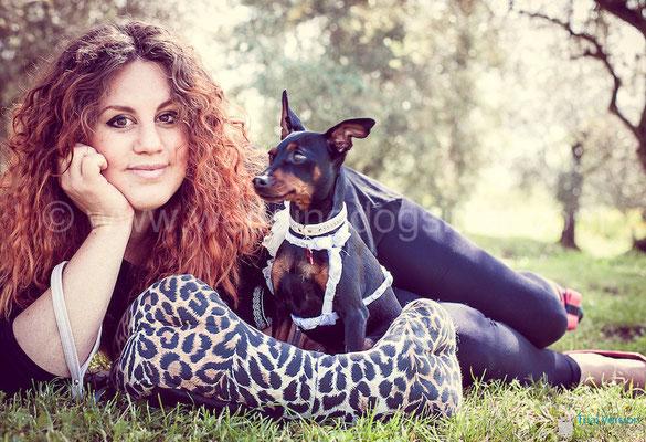 ELISA GUIDARELLI WEDDING DOG SITTER MATRIMONIO A ROMA TENUTA SAN LIBERATO BRACCIANO