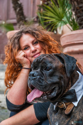 ELISA GUIDARELLI WEDDING DOG SITTER A ROMA