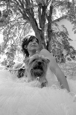 MATRIMONIO WEDDING DOG SITTER FIRENZE