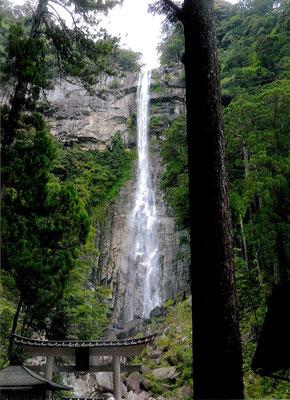 逸朗 那智の滝