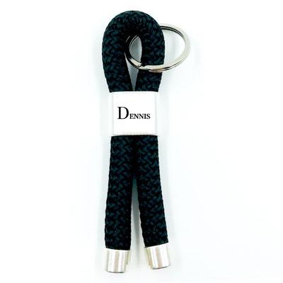 personalisierter Schlüsselanhänger, Wunschname Name Gravur