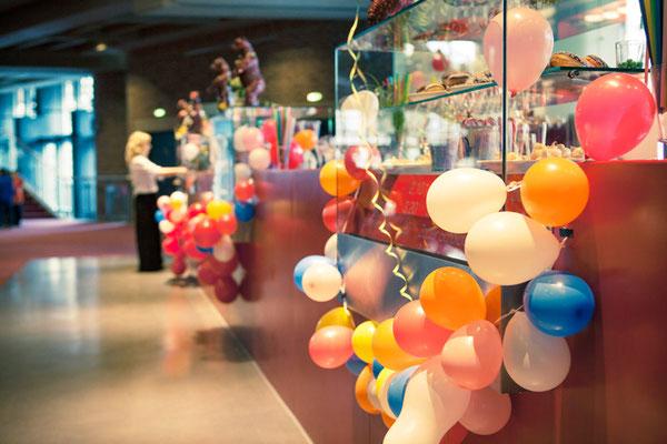 Foyer Philharmonie Gasteig München GmbH