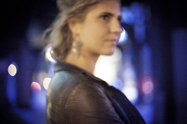 """image shoot for Ania Jools, singer/songwriter, excerpt from project """"Neue Zeit"""""""
