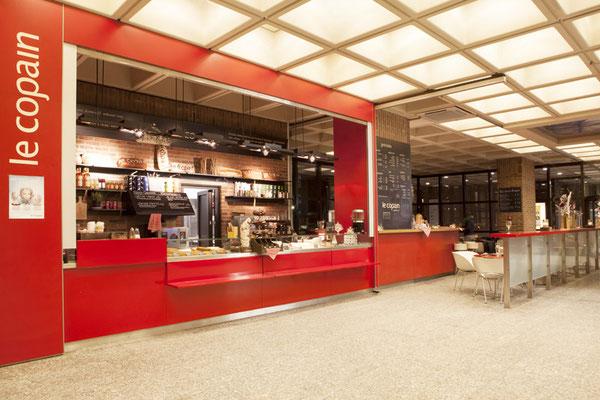 le copain – Gastronomie Gasteig München GmbH