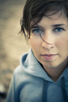 image shoot for Karoline Blöcher, singer/actor