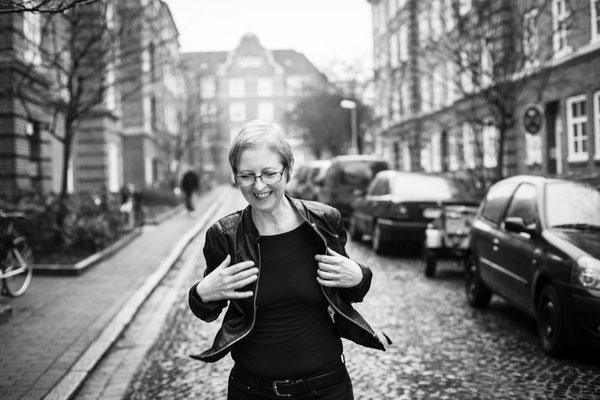 image shoot for Claudia Mögling, graphic designer