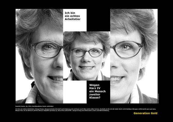Imagefoto: Generation Gold Kampagne, Kunde: Bundesministeriums für Arbeit und Soziales, Berlin #Imagefoto, #Portrait, #Fotograf Bielefeld