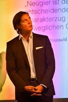 Businessevent, Kunde: Bundesverband mittelständische Wirtschaft #Eventfoto # Dr. Carl Naugthon #Business Event #Forum Führung