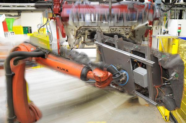 Betriebsfotos für die Website  Kunde: DFA Bielefeld GmbH # Bielefelder Fotograf #Industriefoto