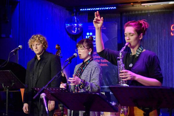 Été Large im Stage Club, Hamburg 2018 / #Jazzkonzert #Eventfoto #Fotograf Bielefeld #Künstlerportrait