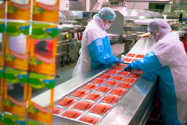 Industriefoto, Lebensmittelindustrie / Kunde: Eggelbusch GmbH / #Industriereportage # Firmendarstellung # Lebensmittelproduktion