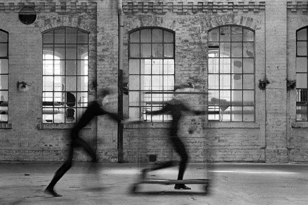 """Pantomimen, Ausstellung """"Bilder aus Kromschröder"""" #Fotokunst #Bielefelder Fotograf # freie Fotografie #Fotograf Bielefeld"""