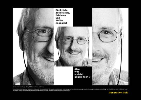 Imagefoto, Portrait, Generation Gold