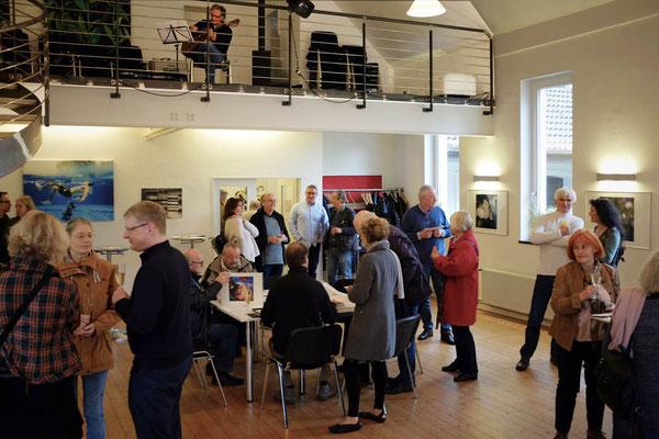 """Fotoausstellung """"Lichtzeit"""" Jürgen Volkmann, Bielefelder Fotograf  #Vernissage #Fotoausstellung #Haus Wellensiek"""