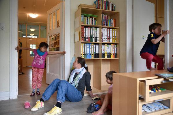 Kindertagesstätte, Kunde: von Lear Stiftung #Fotos für die Öffentlichkeitsarbeit #Vorschule #Erzieherin