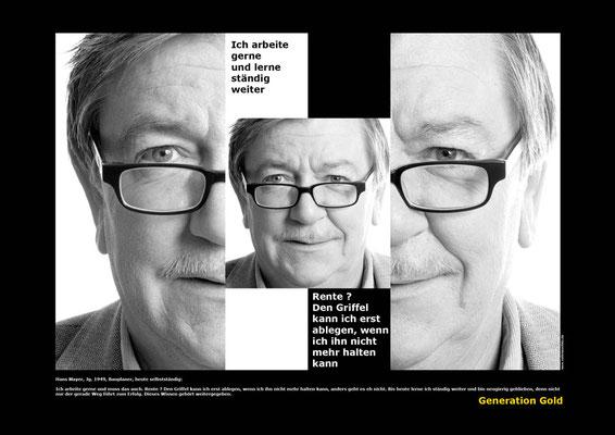 Imagefoto: Generation Gold,  Kunde: Bundesministeriums für Arbeit und Soziales, Berlin #Imagefoto, #Portrait, #Bielefelder Fotograf