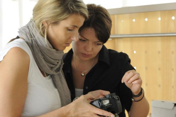 Fotoschulung Designabteilung / Kunde: Windsor Bielefeld