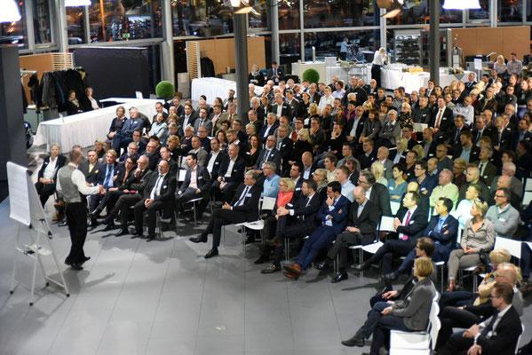 Businessevent, Kunde: Bundesverband mittelständische Wirtschaft #Eventfoto # Fortbildung #Beresa OWL #Forum Führung