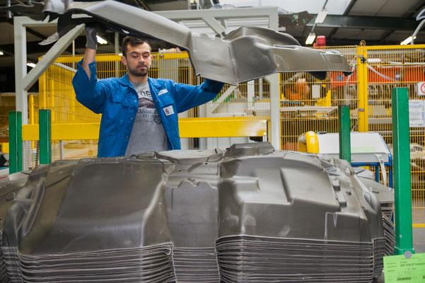 Betriebsfotos für die Website  Kunde: DFA Bielefeld GmbH #Firmendarstellung #Industriereportage #Industriefotografie