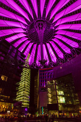 Berlin - Sony Center