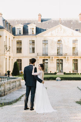 elopement in Paris