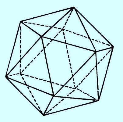 Philosophie der Mathematik | 2. Ein platonischer Körper nach Platons Timaios