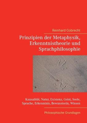 Philosophie geometrico | Prinzipien der Metaphysik, Erkenntnistheorie und Sprachphilosophie