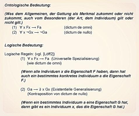 Mathematische Logik: 10. Satz von allem und keinem (Prädikatenlogik)
