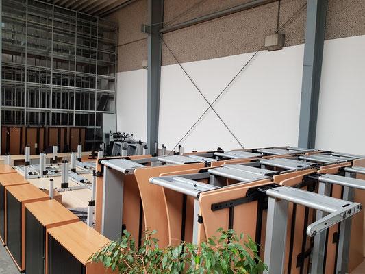 Gebrauchte Büromöbel Lagerverkauf Ratingen Düsseldorf Essen Mülheim