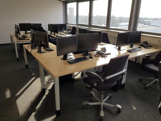 Büromöbel für Großkunden - Bünex Büromöbel
