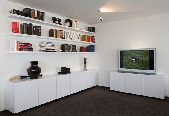 8-Room Villa Küsnacht Living