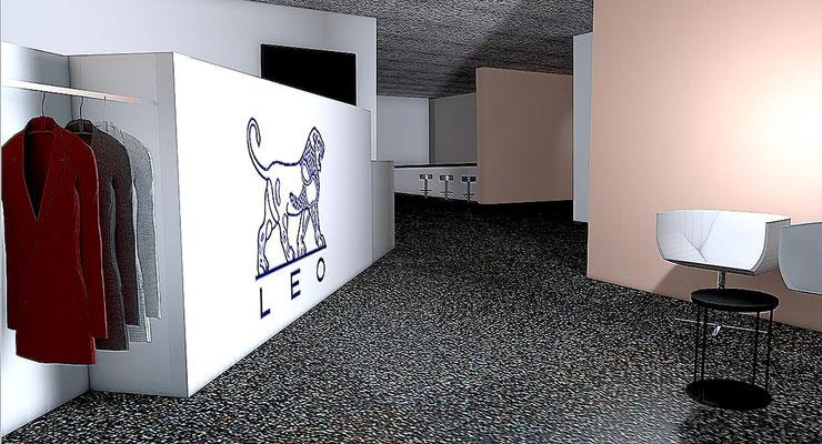 Renovation Leo Pharma Empfang