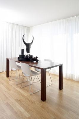 5-Room Apartment Meilen Esszimmer