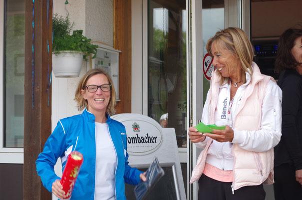2. Platz: Tina Porsche