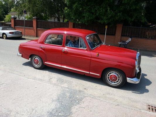 Oldtimer Mercedes