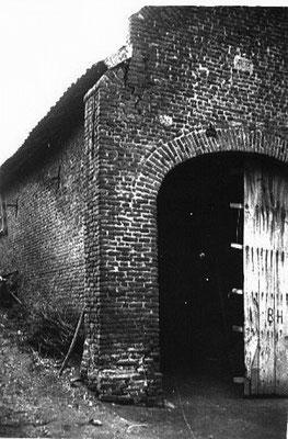 Grotestraat (1932), tiendschuur