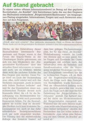 Cronenberger Anzeiger 01.09.2015