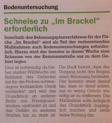 Cronenberger Anzeiger 21.10.2015