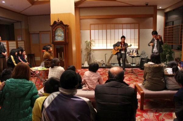温泉郷イベント