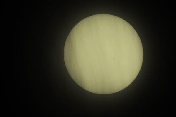 Merkurtransit, 09. Mai 2016, 20:10:13 MESZ