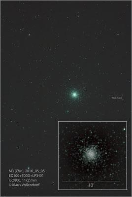 """M3 mit BorenSimon 8""""f3.6, 700D+LPS-D1"""