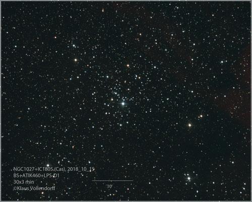 """NGC1027 mit BorenSimon 8""""f3.6, ATIK460EXc+LPS-D1"""