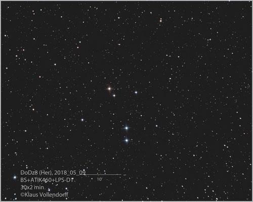 DoDz 8 (Sternbild Herkules), https://webda.physics.muni.cz/cgi-bin/ocl_page.cgi?dirname=dz08