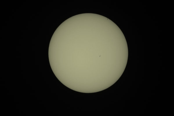 Merkurtransit, 09. Mai 2016, 13:19:07 MESZ