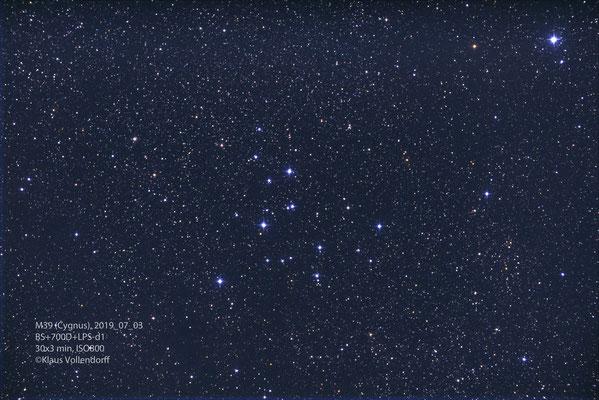 """M39 mit BorenSimon 8"""" f3.6, Kamera CANON 700D (mod)+LPS-D1"""