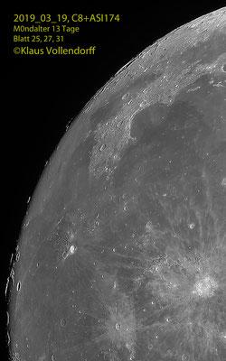 C8, Sinus Iridum, Mare Imbrium, Vallis Schröteri
