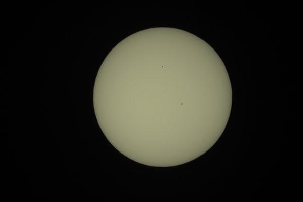 Merkurtransit, 09. Mai 2016, 15:50:25 MESZ